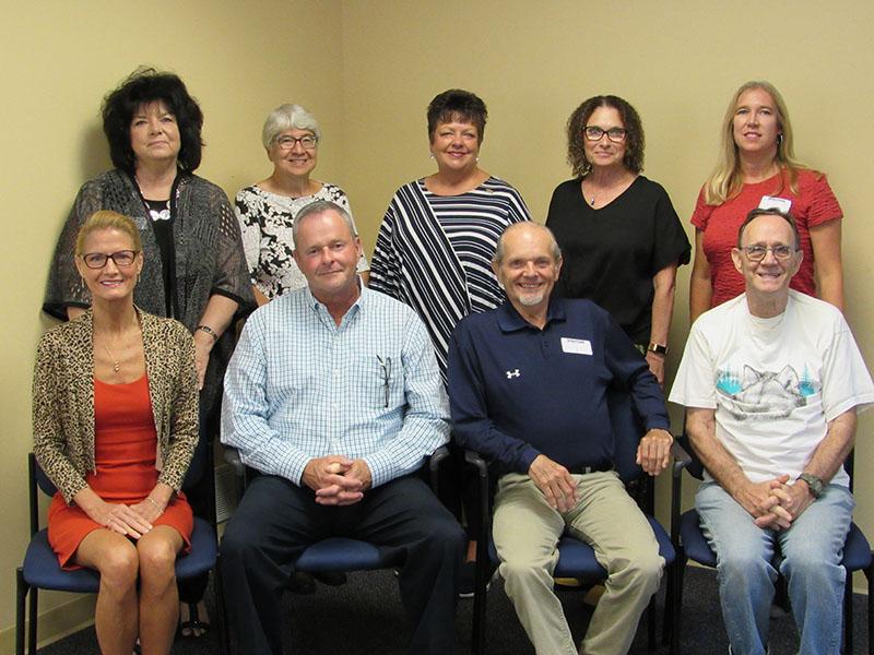 dFs Board of Directors members photo