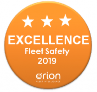 Orion Excellence safety award